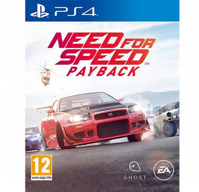 Electronic Arts Need for Speed Payback For PS4
