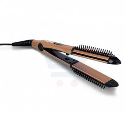 Geepas 3 In 1 Hair Straightener Curler & Comb
