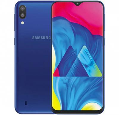 Samsung Galaxy M10 Dual SIM Ocean Blue 32GB/4G LTE