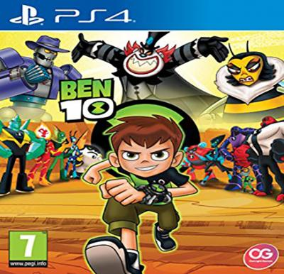 Null Ben 10 For PS4
