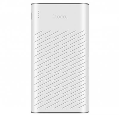 Hoco Rege power bank 30000mAh - White, B31A
