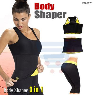 3 in 1 Body Hot Shapers - Large
