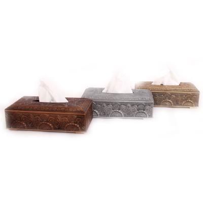 Tissue Box Set 3 Psc AKAT317