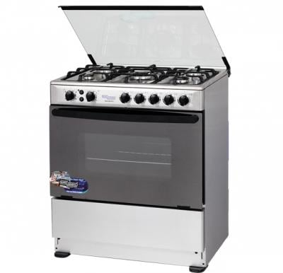 Super General SGC801FS Full Safety Cast Iron Cooker With Oven Grill And Rotisseries