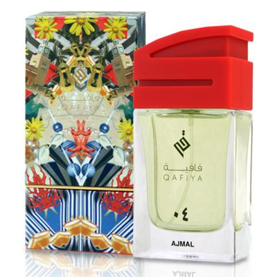 Ajmal Perfume Qafiya 04  Spray 75Ml ,Unisex,6293708010851