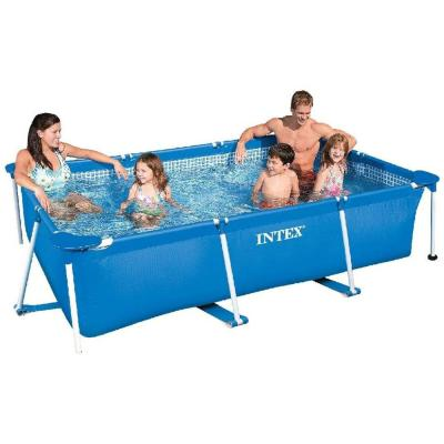Intex Metal Frame Pool Set 28270 2.2 x 1.5 x 0.6 Meters