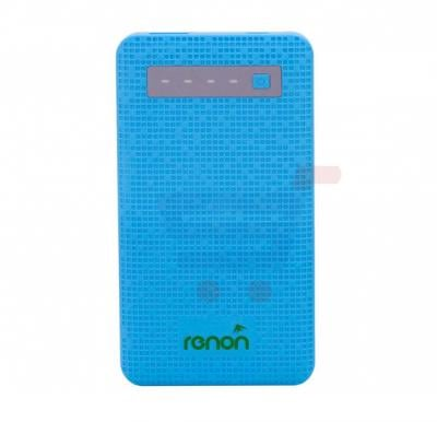Renon RN-412  6000mAh Power Bank, Blue