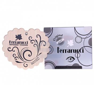 Ferrarucci 5 Color Eye Shadow 110g, 6