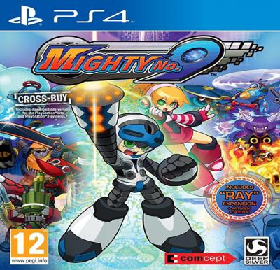 Koch Mighty No 9 For PS4