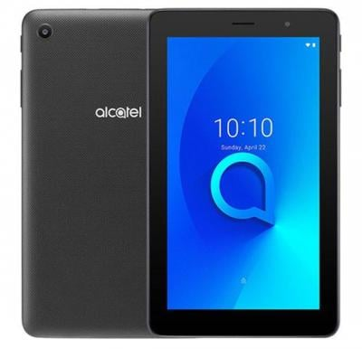 Alcatel 1T Tablet with 7 inch HD Display and Wifi 1GB RAM 16GB Storage Prime Black