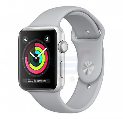 Apple Watch Series 3-42MM MQL02 Silver Fog