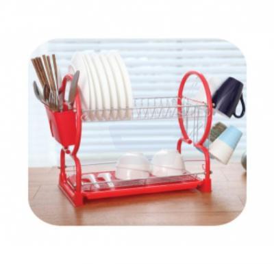 Flamingo Dish Rack 2Layer - FL1312DR