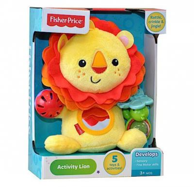 Fisher Price Core Activity Lion, CGN89