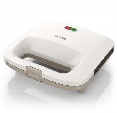 Philips Daily Collection White Sandwich Maker