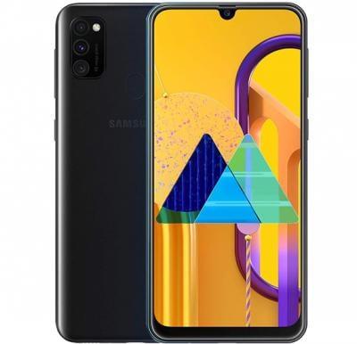 Samsung Galaxy M30s Dual SIM 4GB RAM 64 GB, 4G LTE - Black