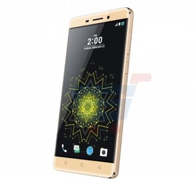 Crescent Elite 1 Smartphone, 4G With Fingerprint Touch,Android 6,5.5 Inch HD LCD Display,2GB RAM,8GB Storage,Dual SIM,Dual Camera,Octa Core 1.5GHz Processor-Gold