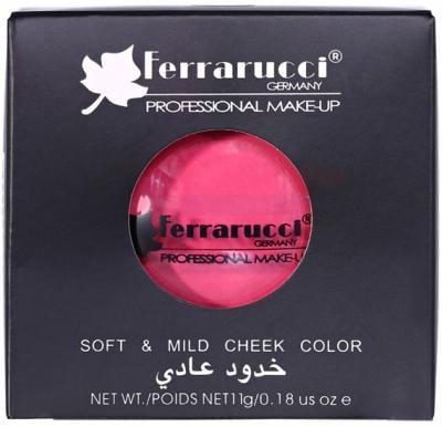 Ferrarucci Soft and Mild Cheek Color 11g, 09