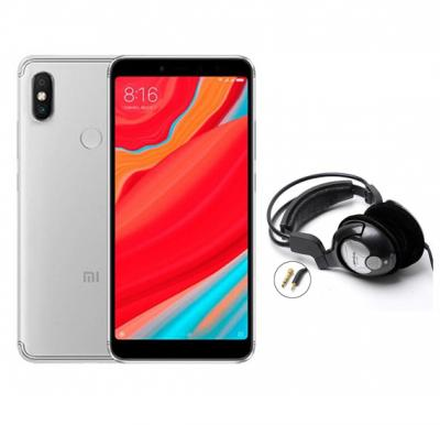 2 in 1 Bundle Offer Xiaomi S2 Mobile With Free Bass Head Phones