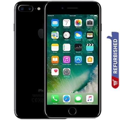 Apple iPhone 7 Plus 3GB RAM 128GB Storage 4G LTE, Black- Refurbished