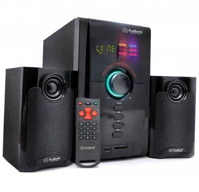 Audionic 2.1 Channel Bluetooth Speaker with Digital Equalizer, Max 550 BT