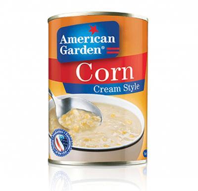 American Garden Cream Style Corn 14.75 Oz