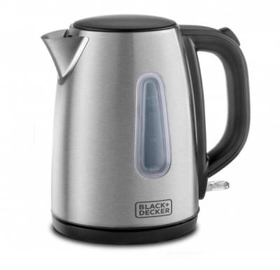Black & Decker 1.7L Stainless Steel Kettle Promo JC450-B5