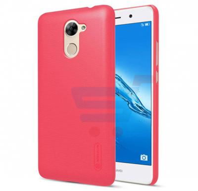 Fashionable Ultra Thin Soft Red Color Silicone Back Case For Y7 Prime