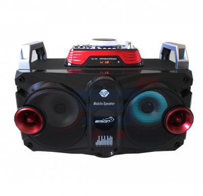 Bison Bluetooth Portable Speaker, DJ-727