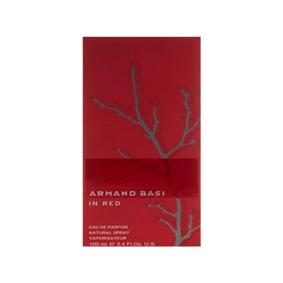 Armand Basi In Red For Women Edp 100ml