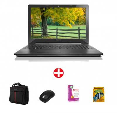 Bundle Offer! Lenovo G5080 Laptop, Intel Core i3, 4GB RAM, 1TB Storage, DOS, 15.6 inch Screen & Get Laptop Bag + Mouse +Comodo Anti-Virus, Keyboard Cleaning Kit FREE