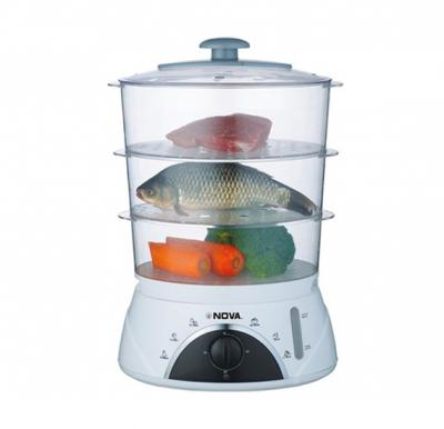 NOVA FOOD STEAMER 3 LAYER-NFS-9008-3