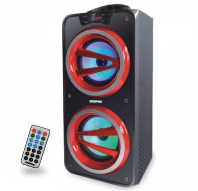 Geepas Portable & Rechargeable Speaker - GMS8571