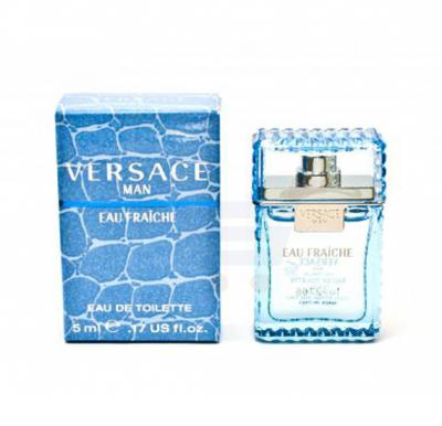 Versace Eau Fraiche EDT Miniature 5ml For Men