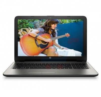 HP 15AY Notebook, Dual Core, 15.6 Inch Display, 4GB RAM, 500GB Storage, DOS