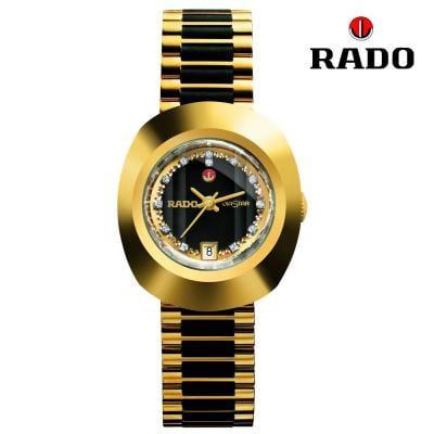 Rado The Original Automatic Ladies Watch, R12416514