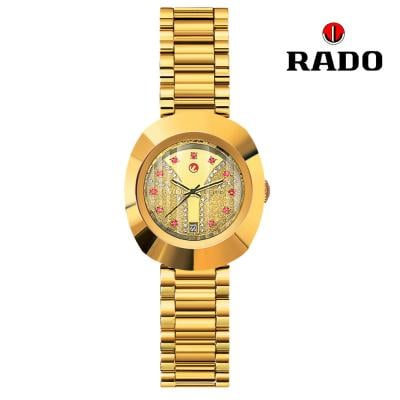 Rado The Original Automatic Ladies Watch, R12416034