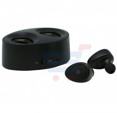 X-Cell Soul 5 Wireless Bluetooth Headset With Microphone Black