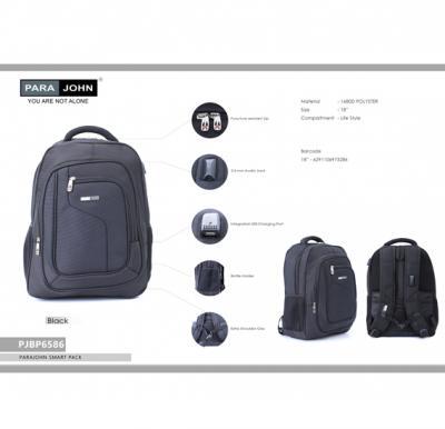 Parajohn Back Pack  Bags 18 Inch (24), PJBP6586