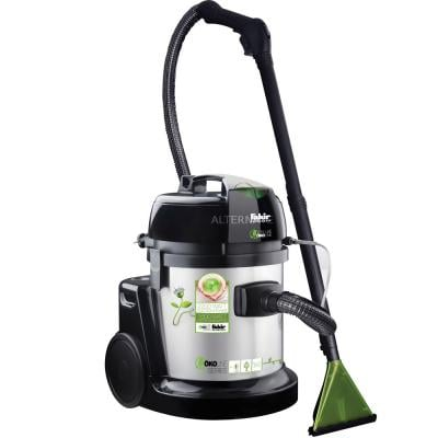 Fakir Deluxe 9800S 22 Litres Cylinder Silent Drum Wet & Dry Vacuum Cleaner