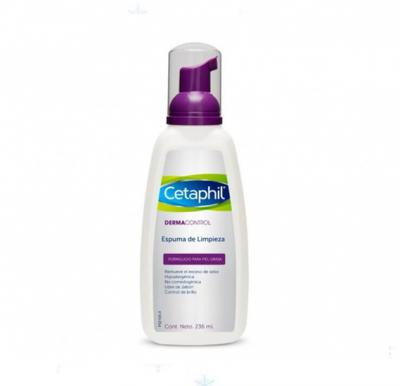 Cetaphil Derma Control Foam Wash 235ml