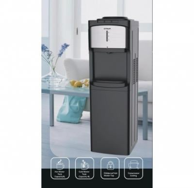 Crownline Top Load Water Dispenser With Cabinet 17L - WD-201