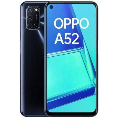 Oppo A52 Dual SIM 4GB RAM 128GB 4G LTE-Twilight Black