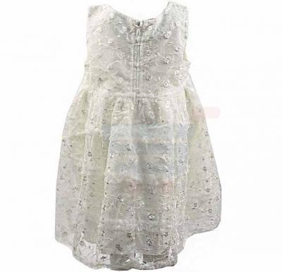 Amigo 7 Children Dress Off White -9-12M - 1162