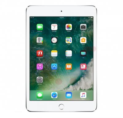 Apple iPad Mini 4,iOS 10,32 GB Storage,7.9 Inch LED Retina Display,Wifi-Silver