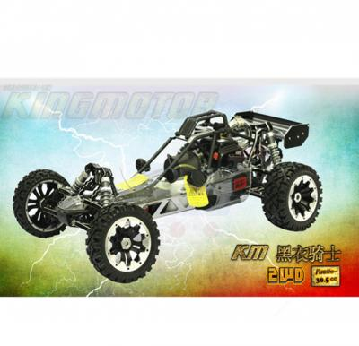 King Motor RTR RC Car - Dark Night
