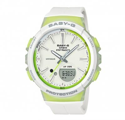 Casio Baby-G Analog Digital Women Watch, BGS-100-7A2DR