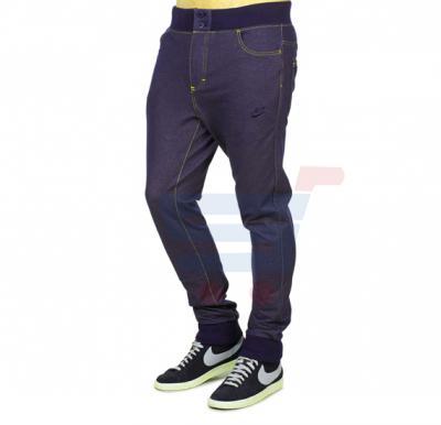Mens DENIM Designer Trouser Blue - 5221 - S