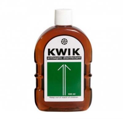 Kwik Antiseptic Disinfectant 500 ML