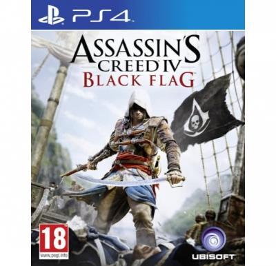Ubisoft Assassins Creed 4 Black Flag For PS4