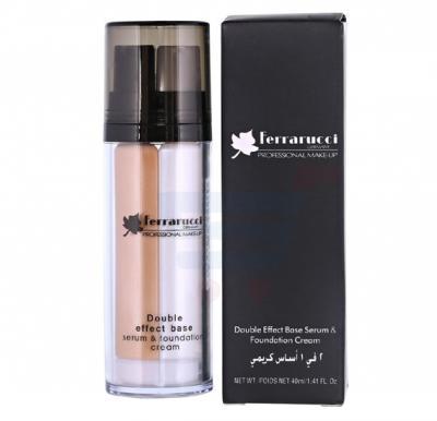 Ferrarucci Double Effect Base Serum and Foundation Cream 40ml, FDF01
